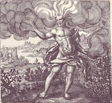 Atalanta fugien
