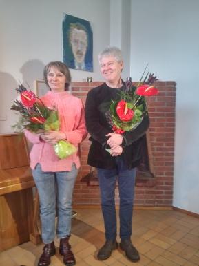 Linda Vilhjálmsdóttir og Guðmundur Andri Thorsson