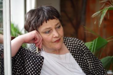 Halldóra K. Thoroddsen, rithöfundur Ljósmynd: Ásdís Thorodssen