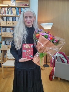Kristín Ragna Gunnarsdóttir