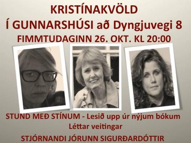Kristínar